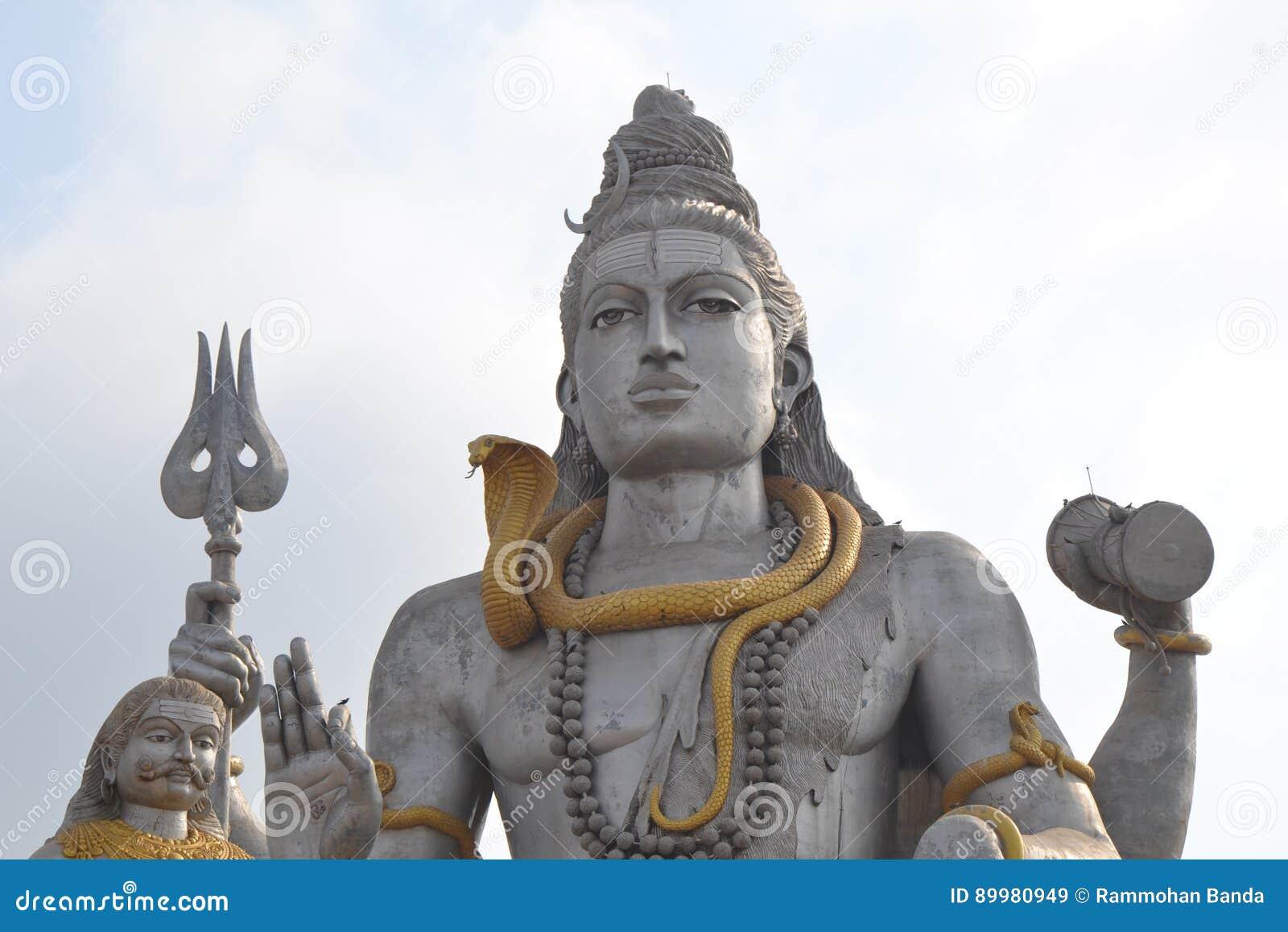 Статуя Shiva - Murudeshwar