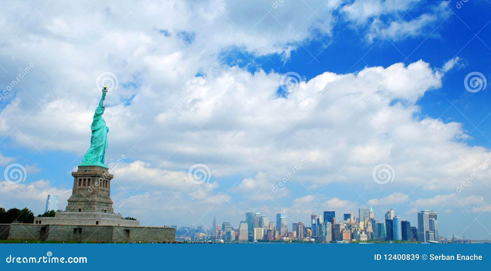 статуя york вольности новая