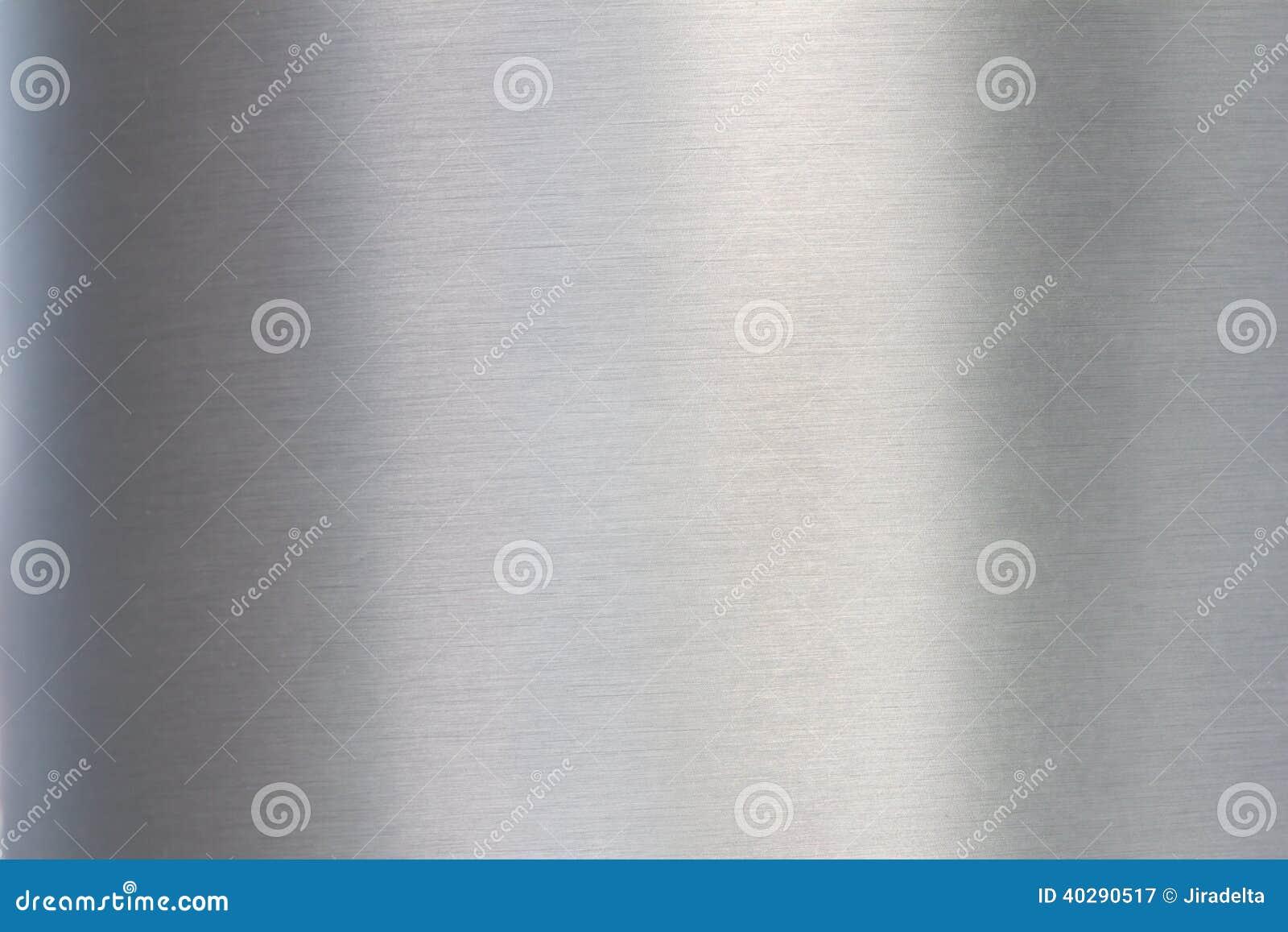 Стальная текстура кривой