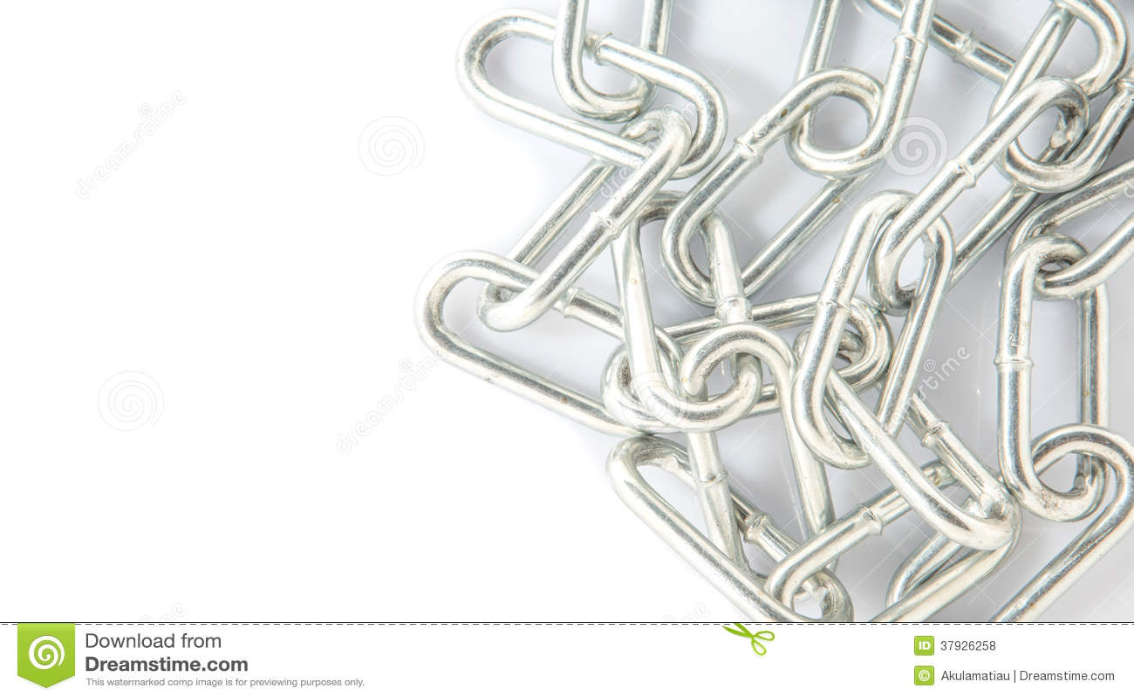 Стальная цепь i