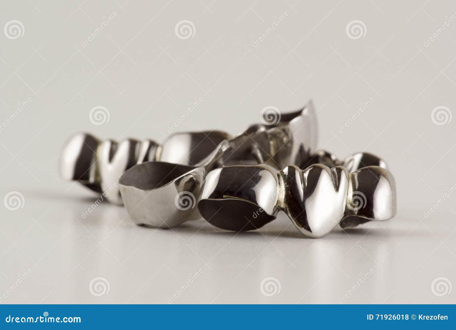 Стальные dentures