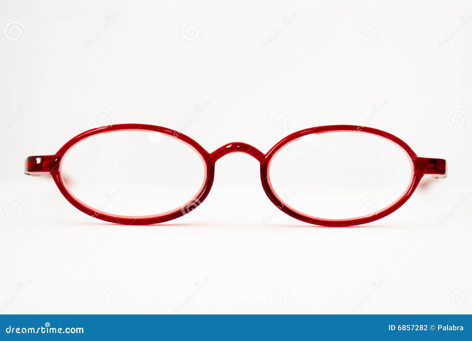стекла раскрывают красный цвет чтения