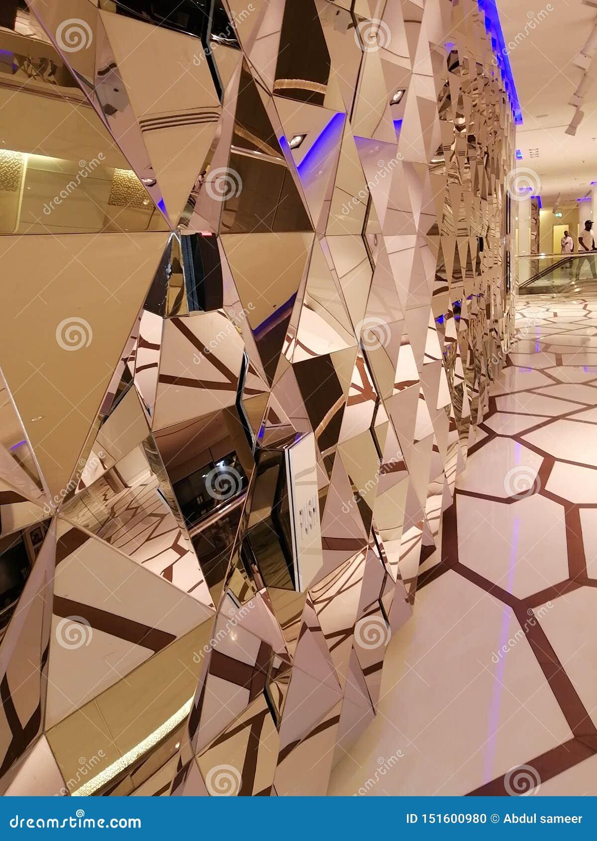 стекла 3D работают чудесные творческие способности