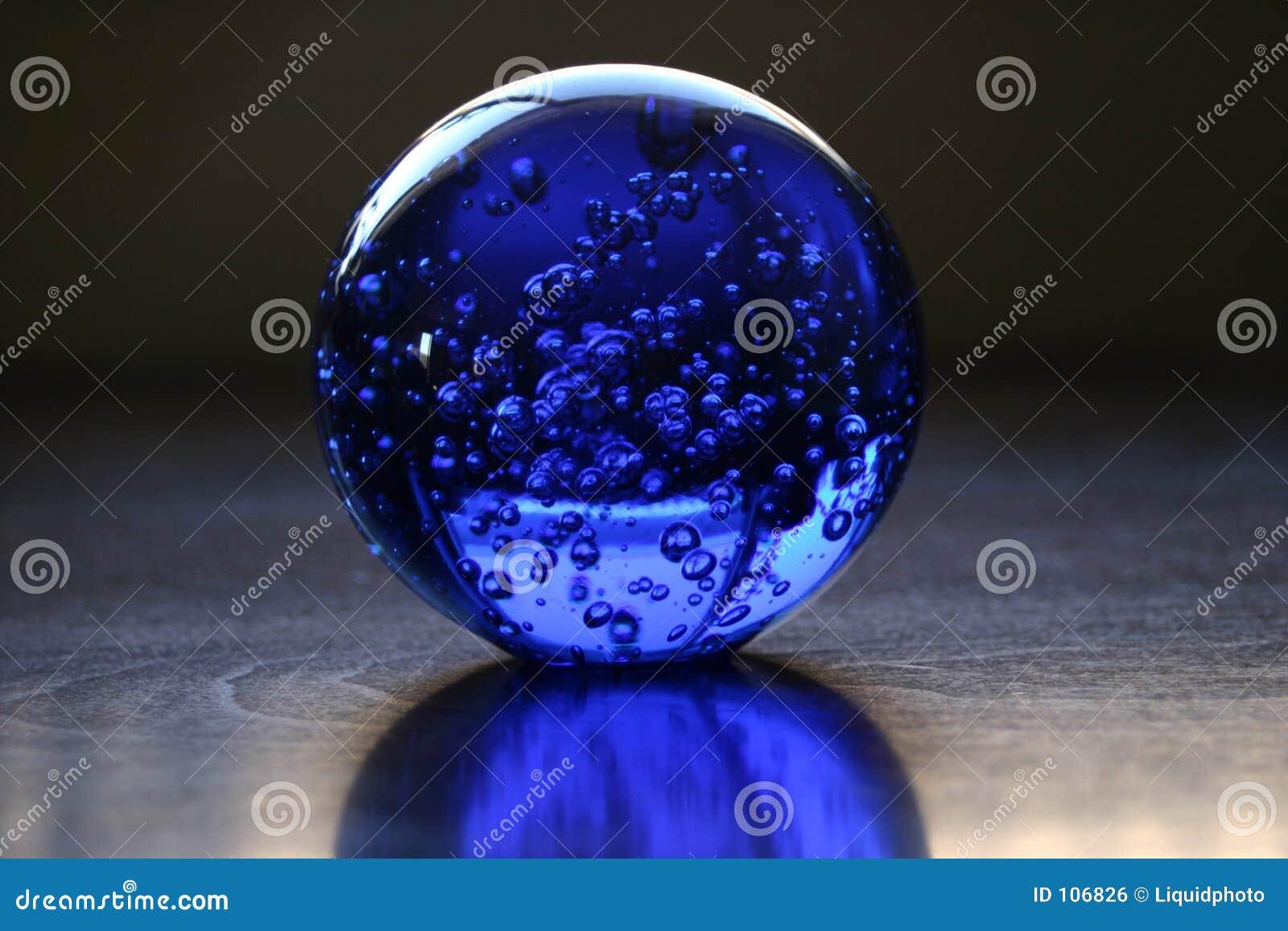 стекло шарика