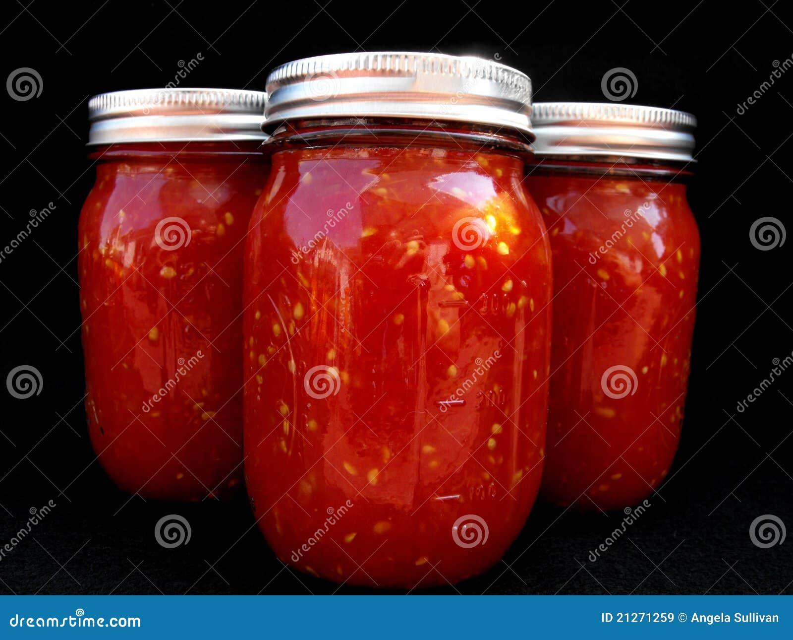 стекло jars красный соус 3