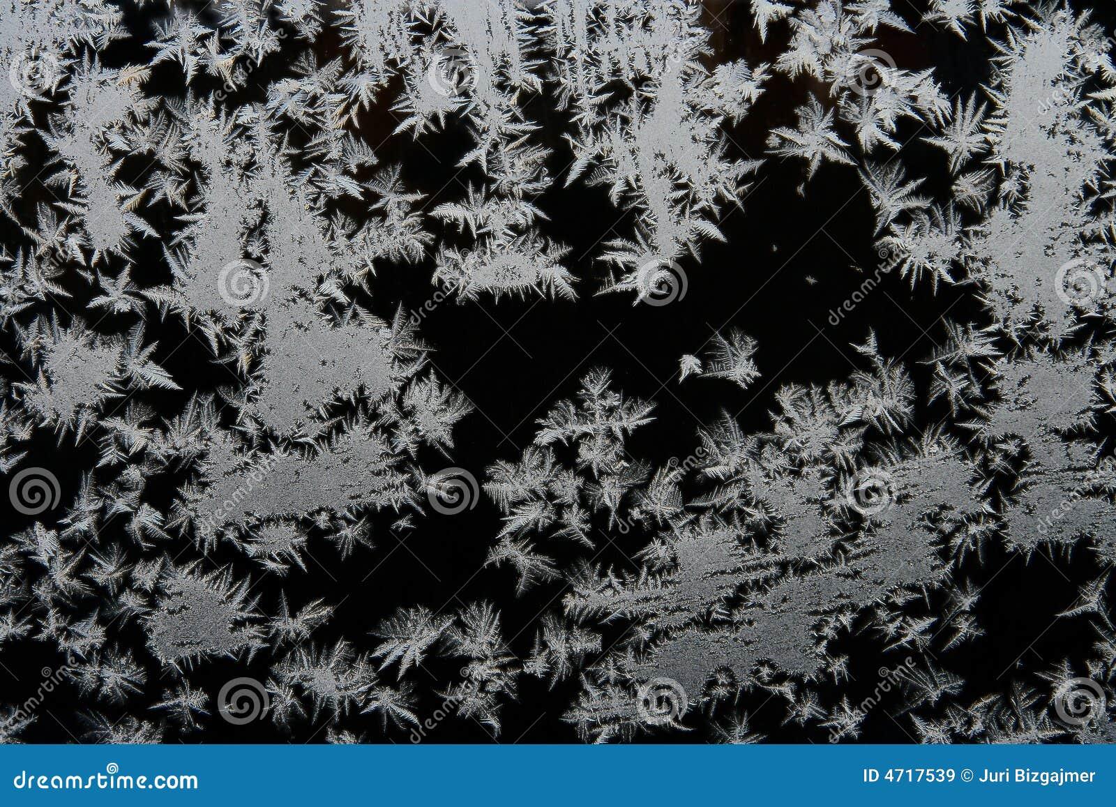 стеклянный hoarfrost