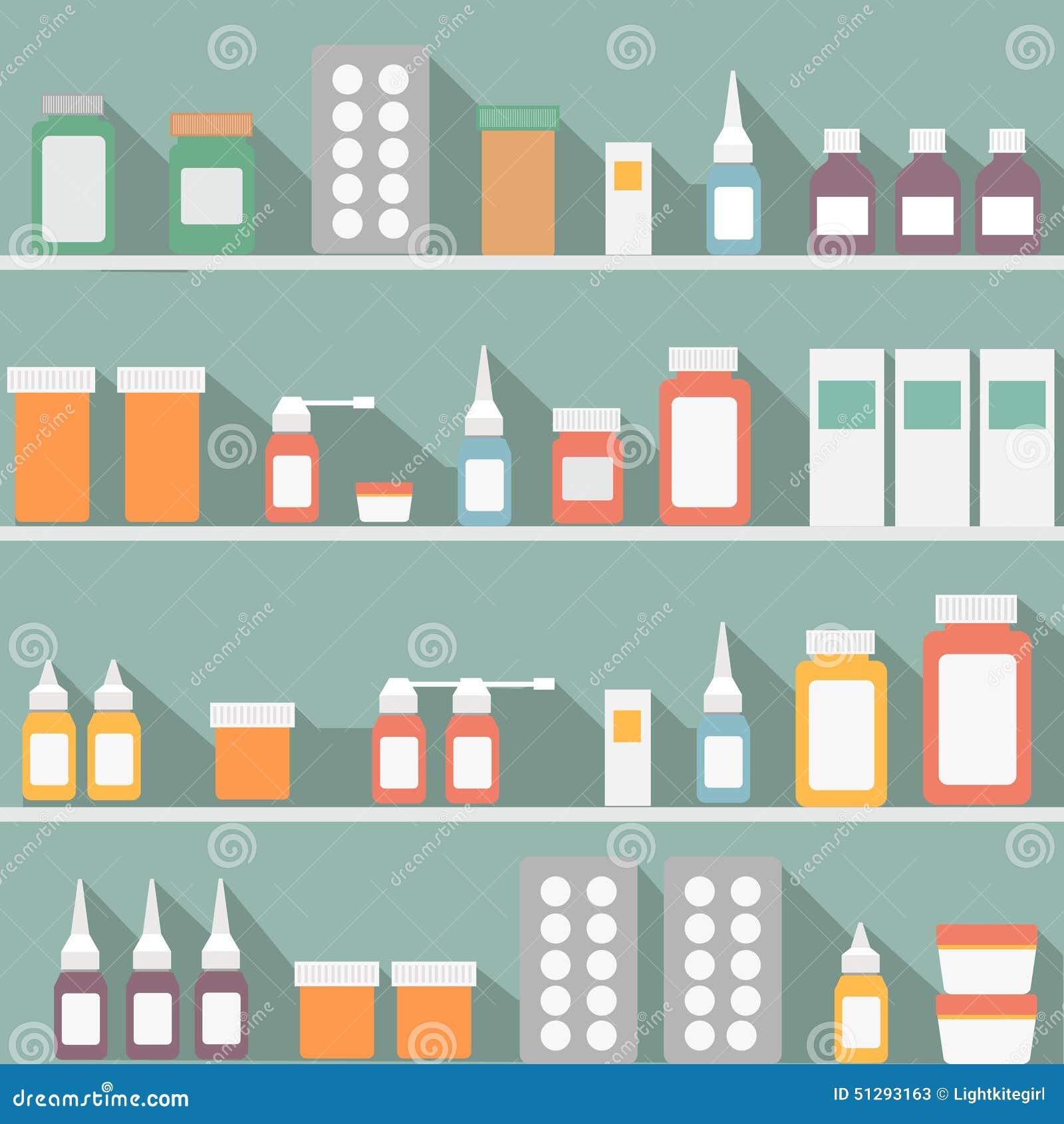 Стекла бутылок плоского стиля медицинские фармацевтические