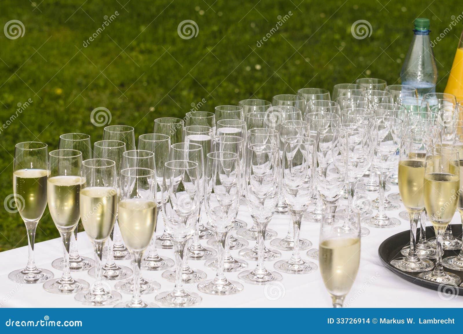 Стекла Шампани