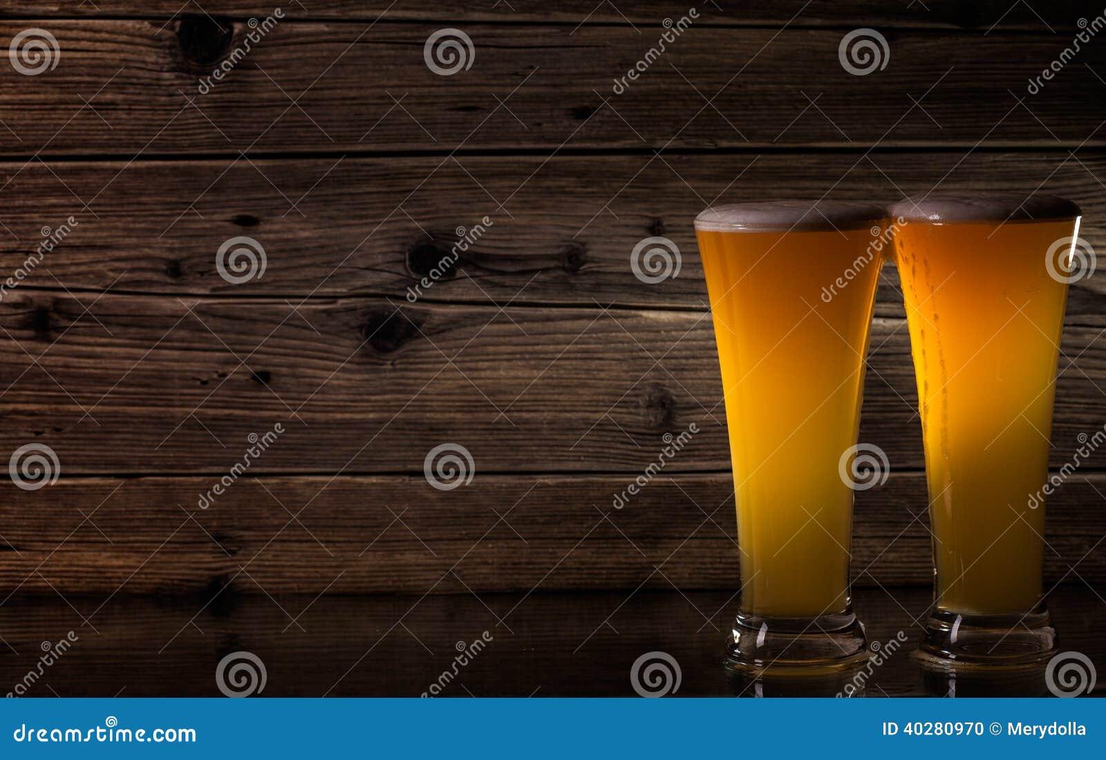 Стеклянное пиво