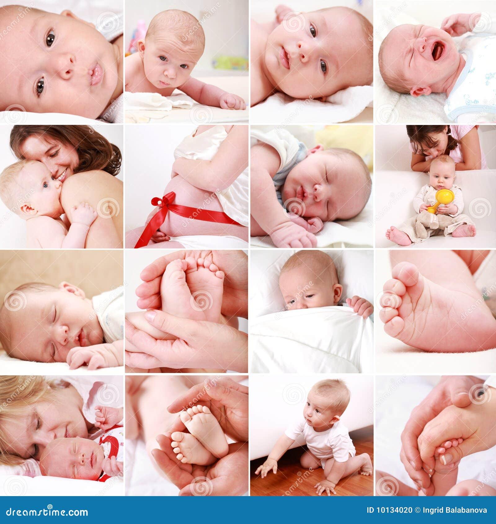 Как сделать малыша по месяцам