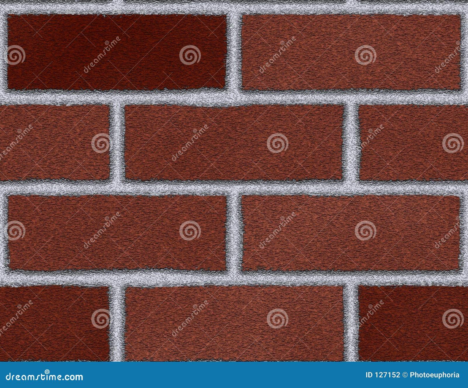 стена кирпича предпосылки темная большая красная безшовная