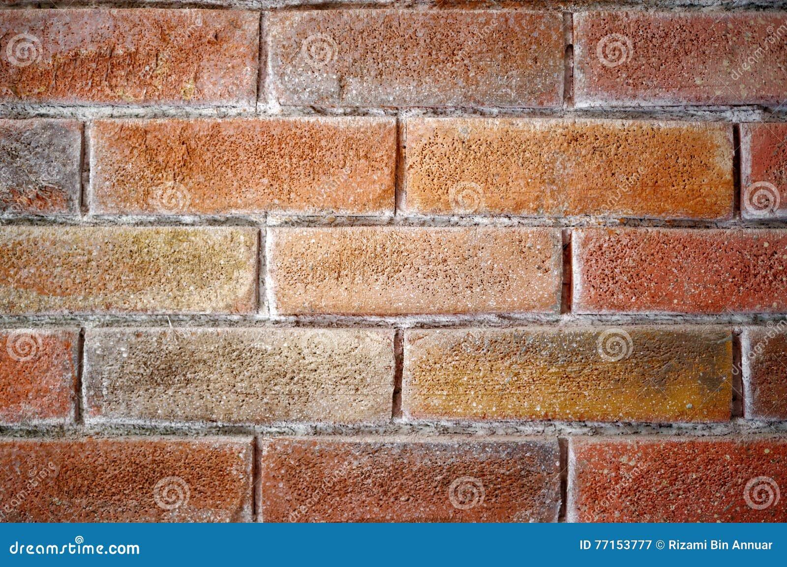 стена красного цвета кирпича предпосылки