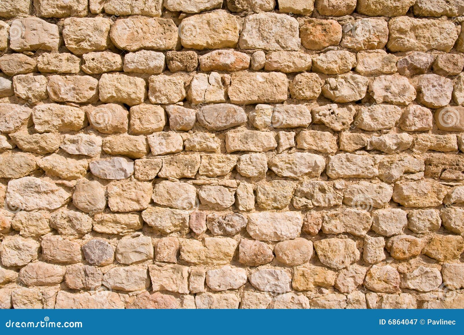 стена предпосылки каменная
