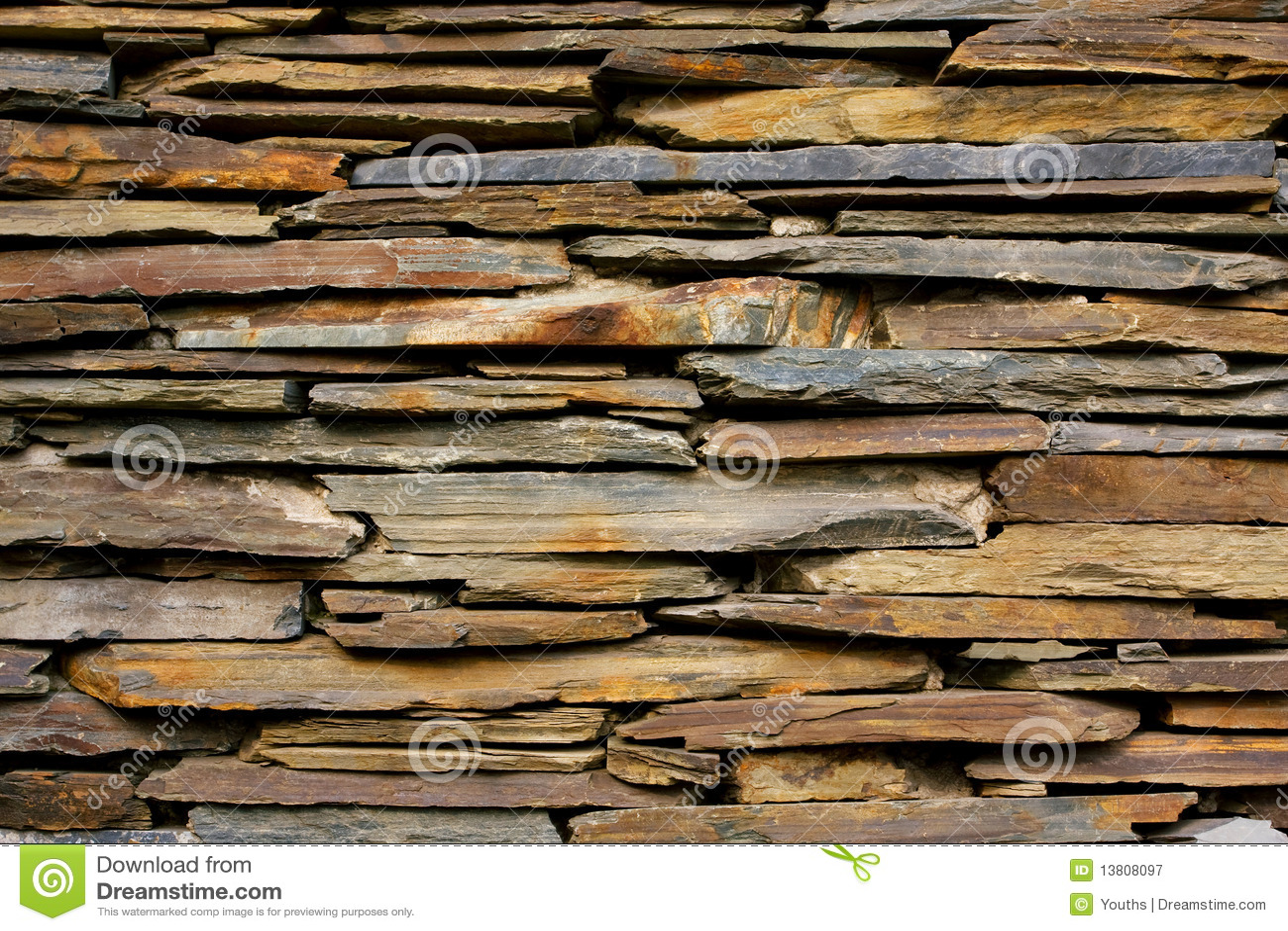 стена текстуры шифера каменная