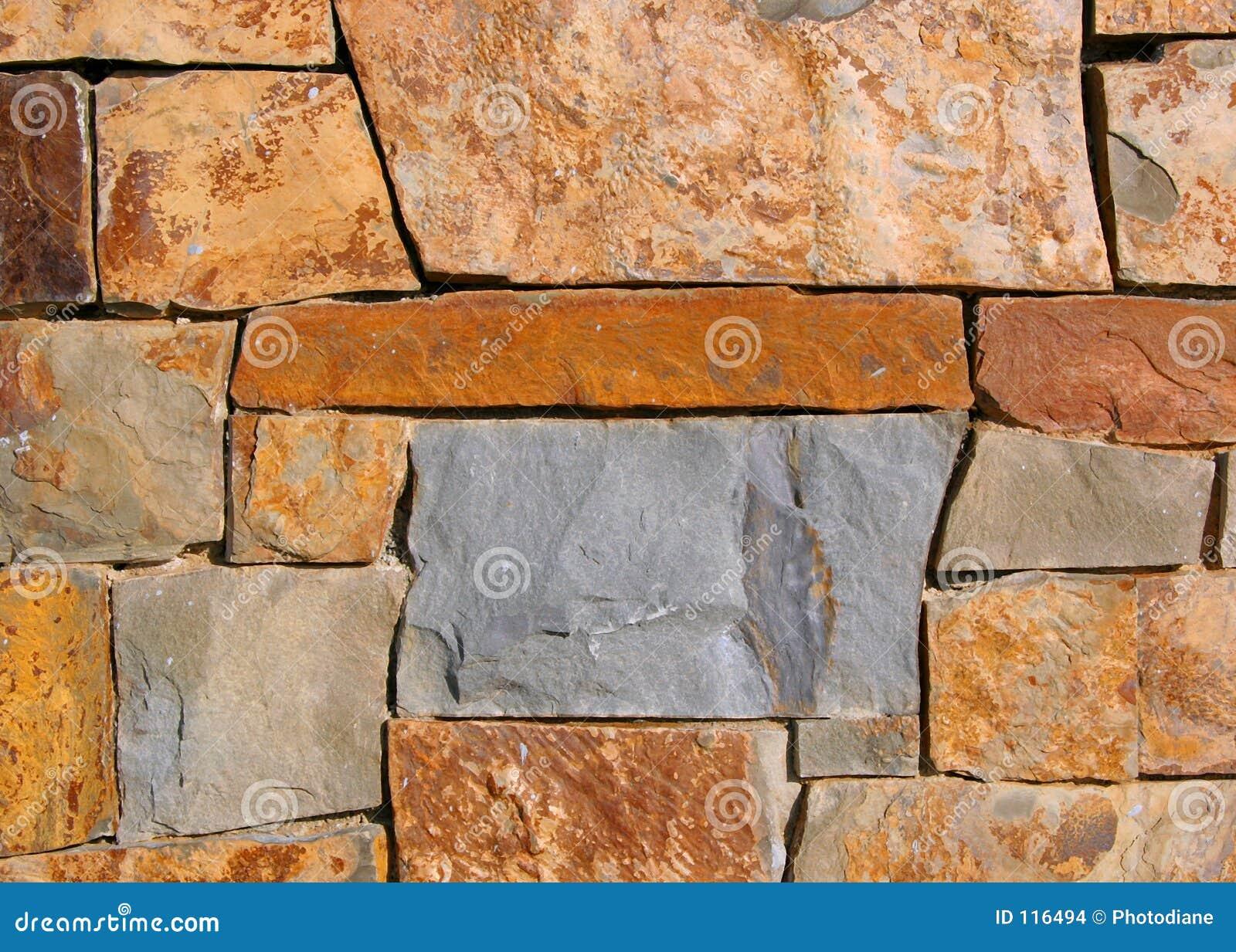 стена утеса