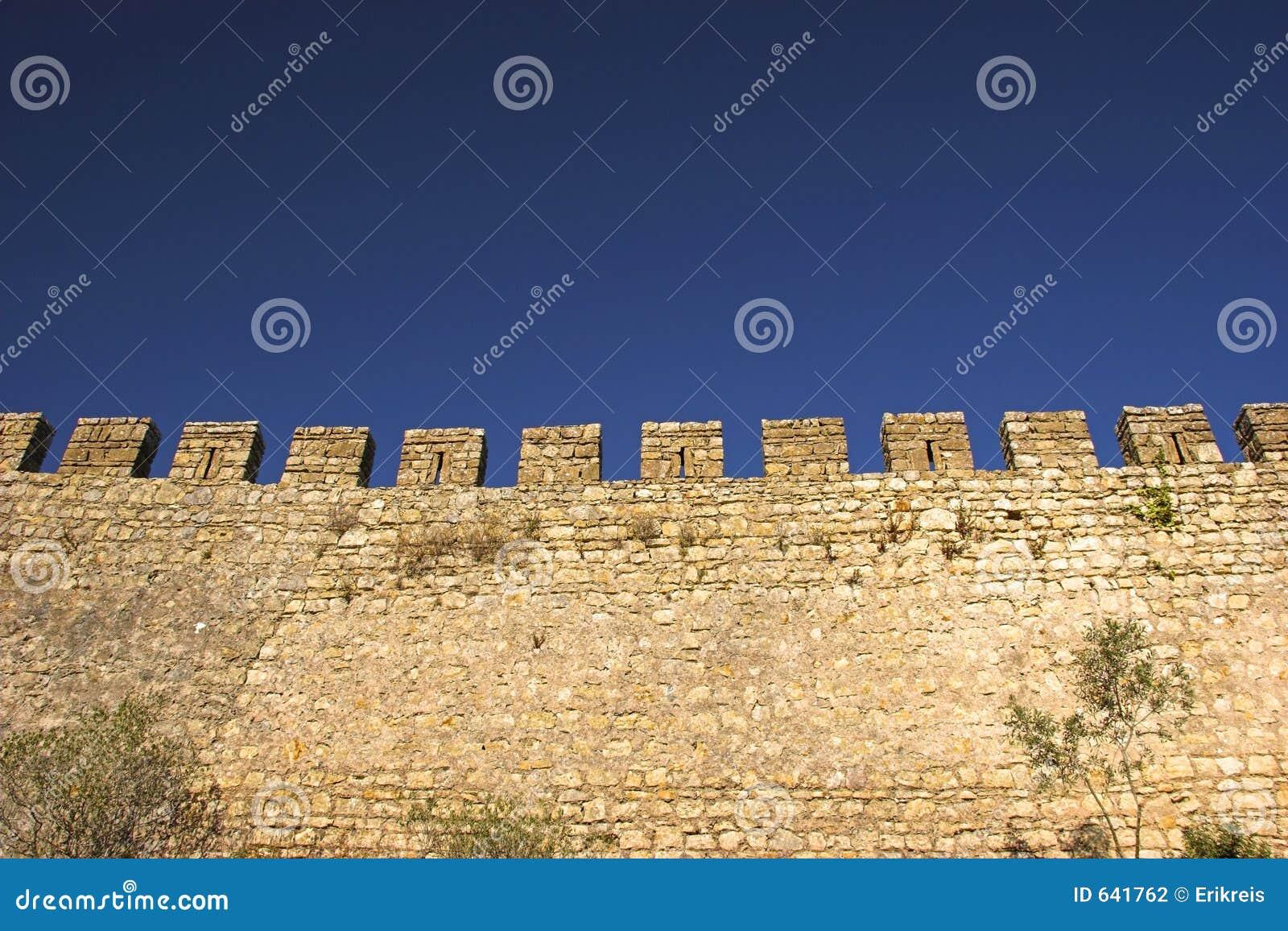 Download стена стоковое фото. изображение насчитывающей королевство - 641762