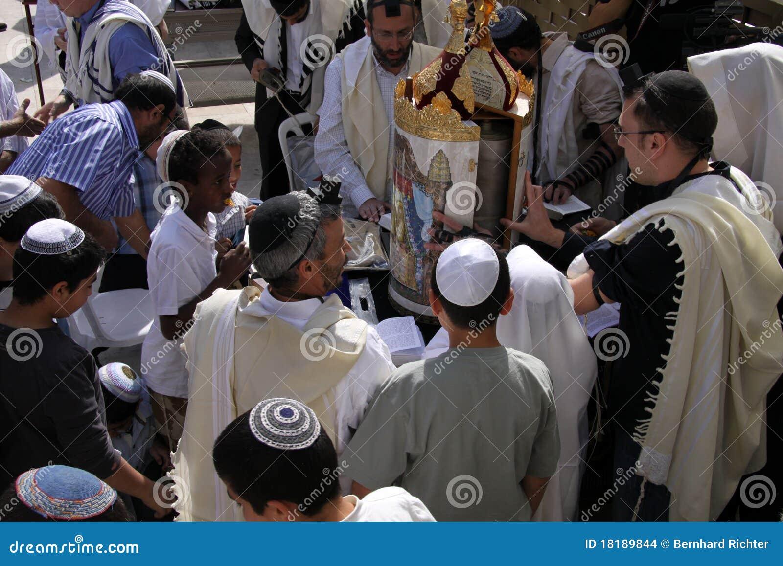 стена mitzvah штанги западная