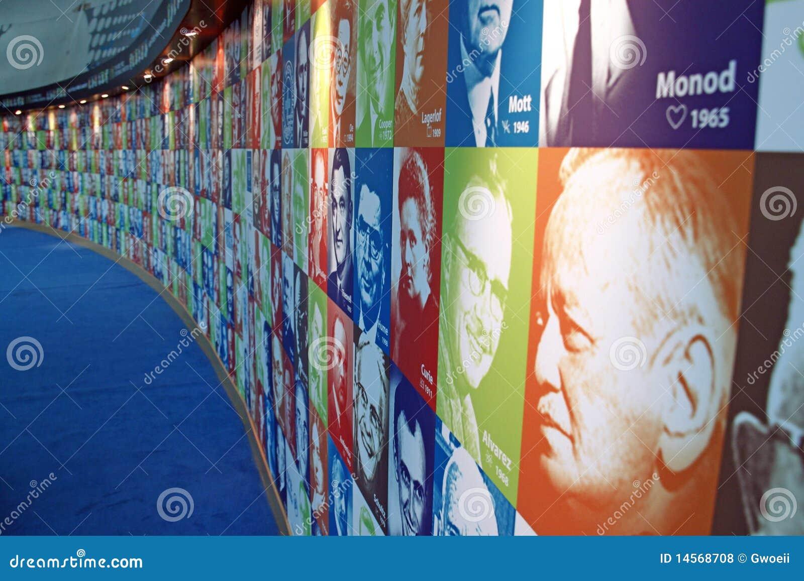 стена nobel изображений
