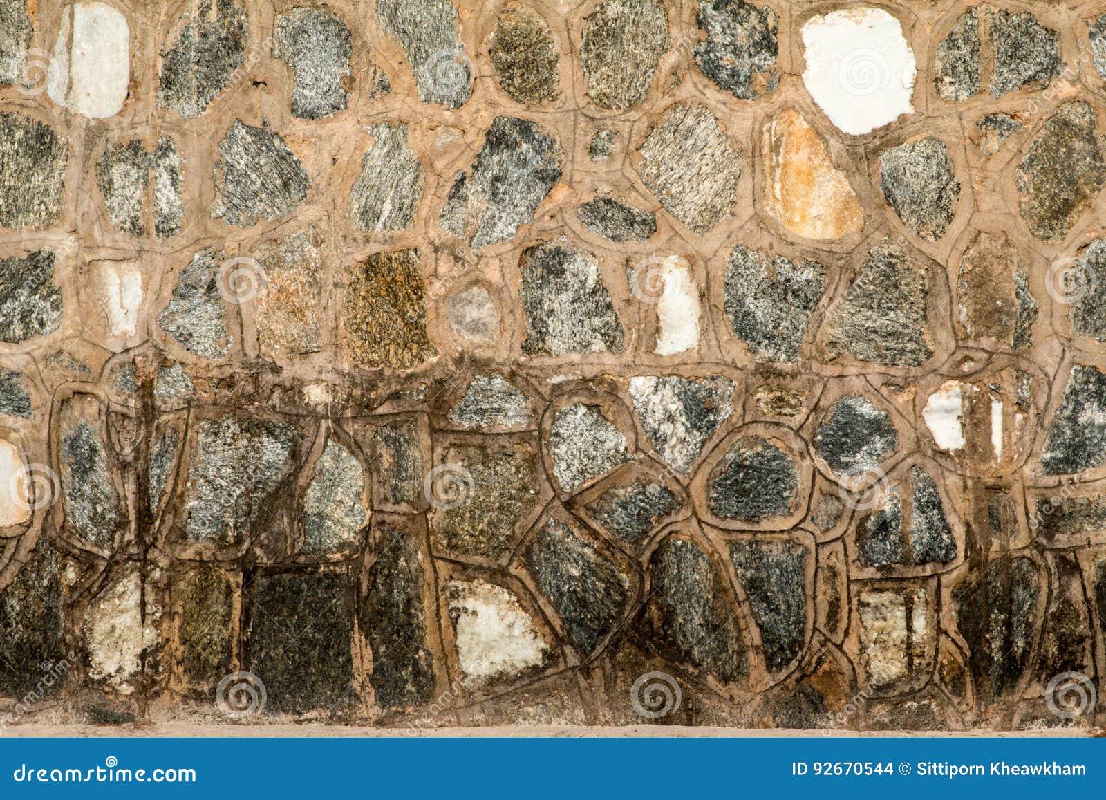 Стены известняка