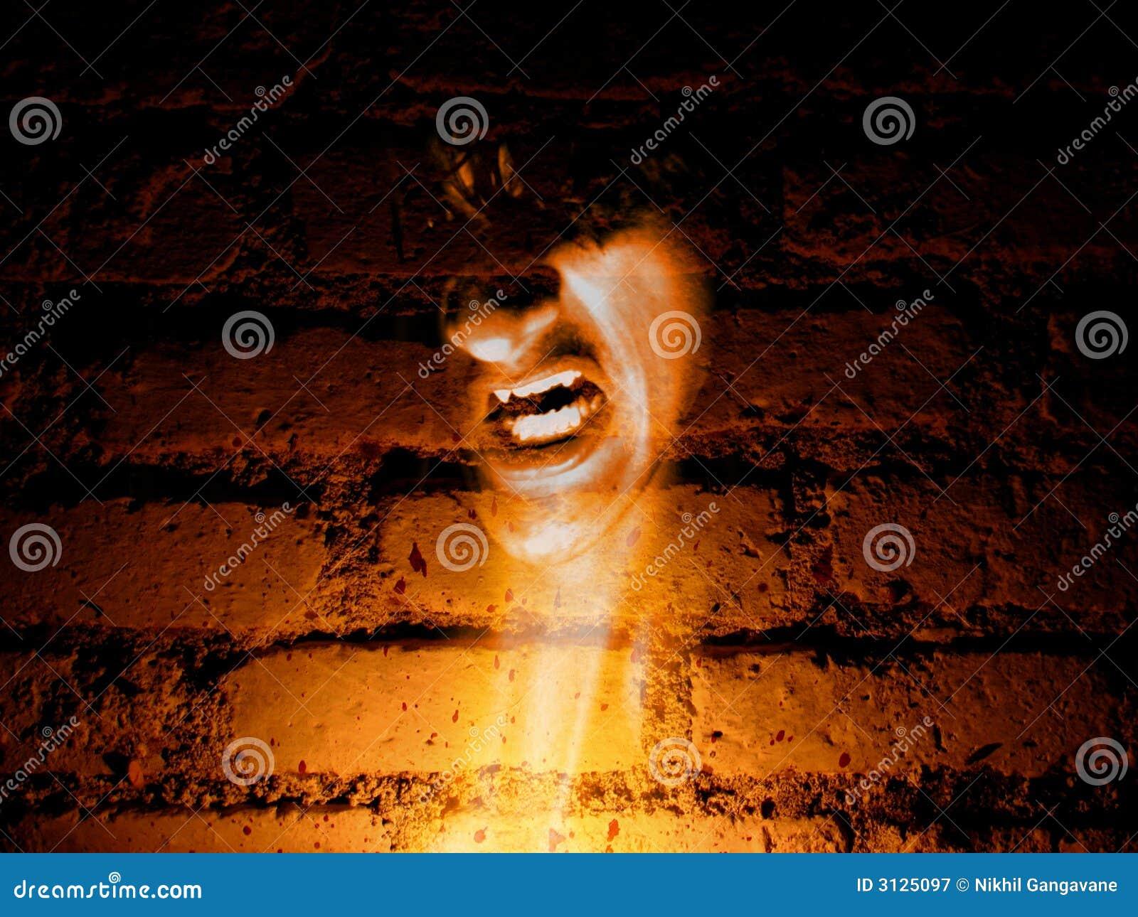 стены привидения