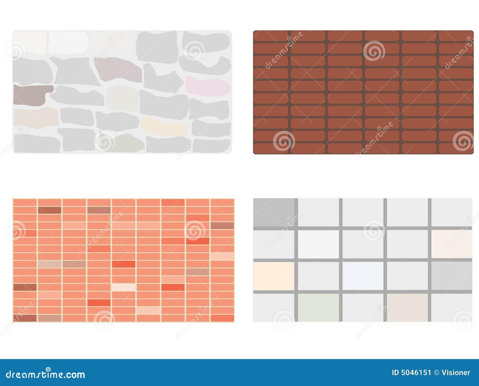 стены текстур