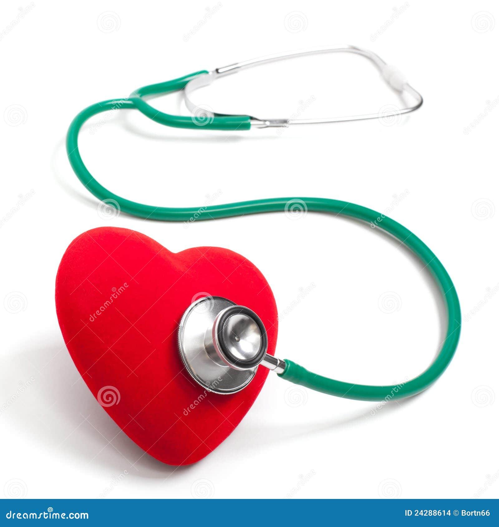 стетоскоп сердца