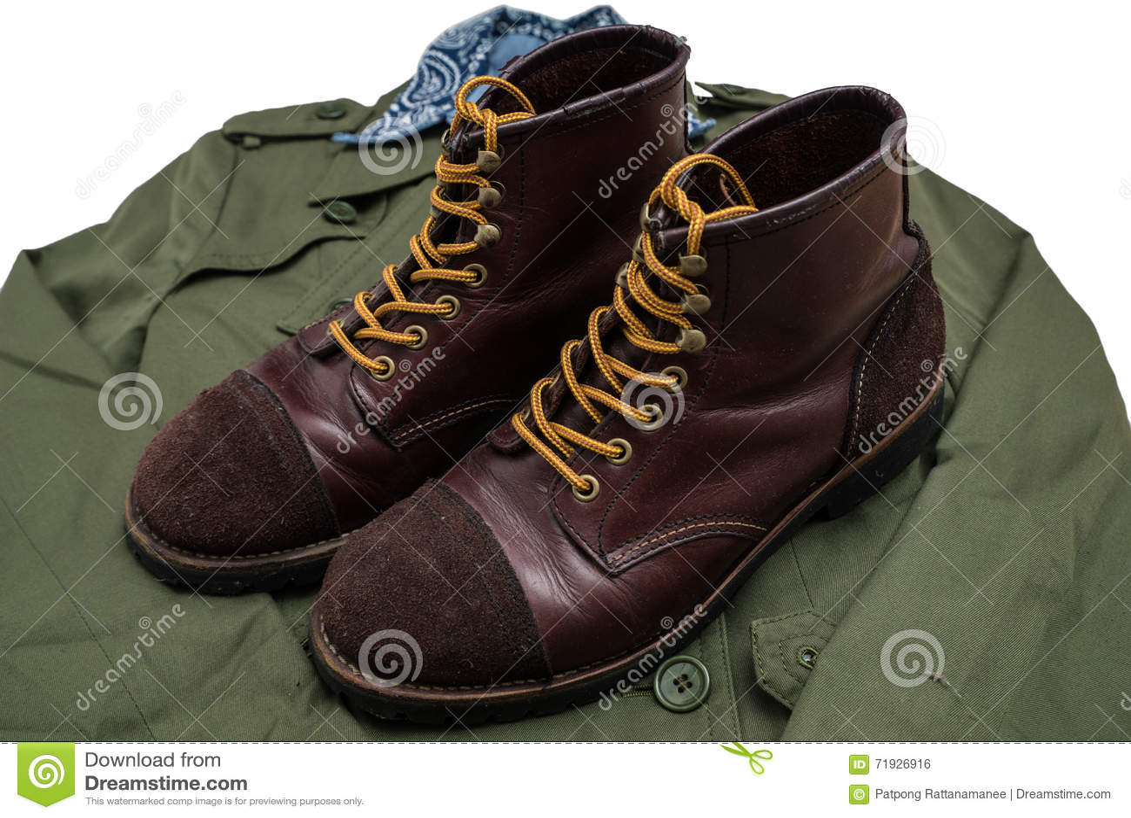Стиль ботинок/ironranger крышки пальца ноги
