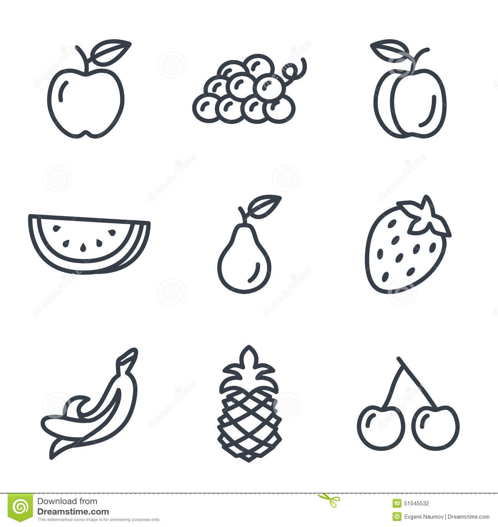 если картинка условного обозначения фрукты и овощи оформлении