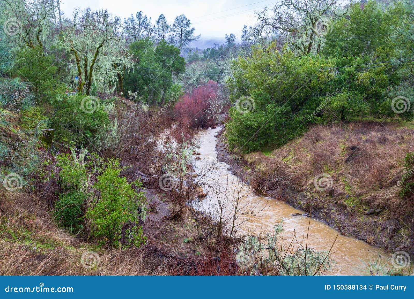 Столб Грязн-ручья засуха 8 месяцев