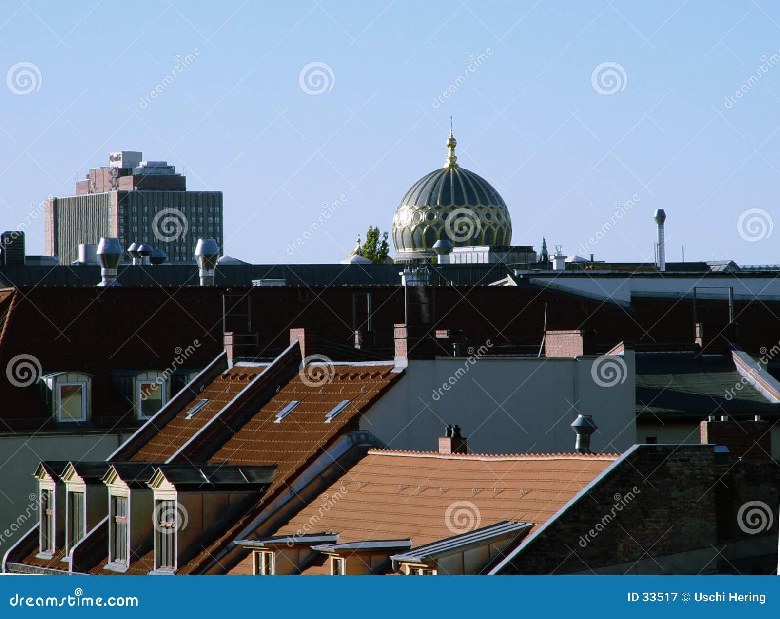 столичные крыши