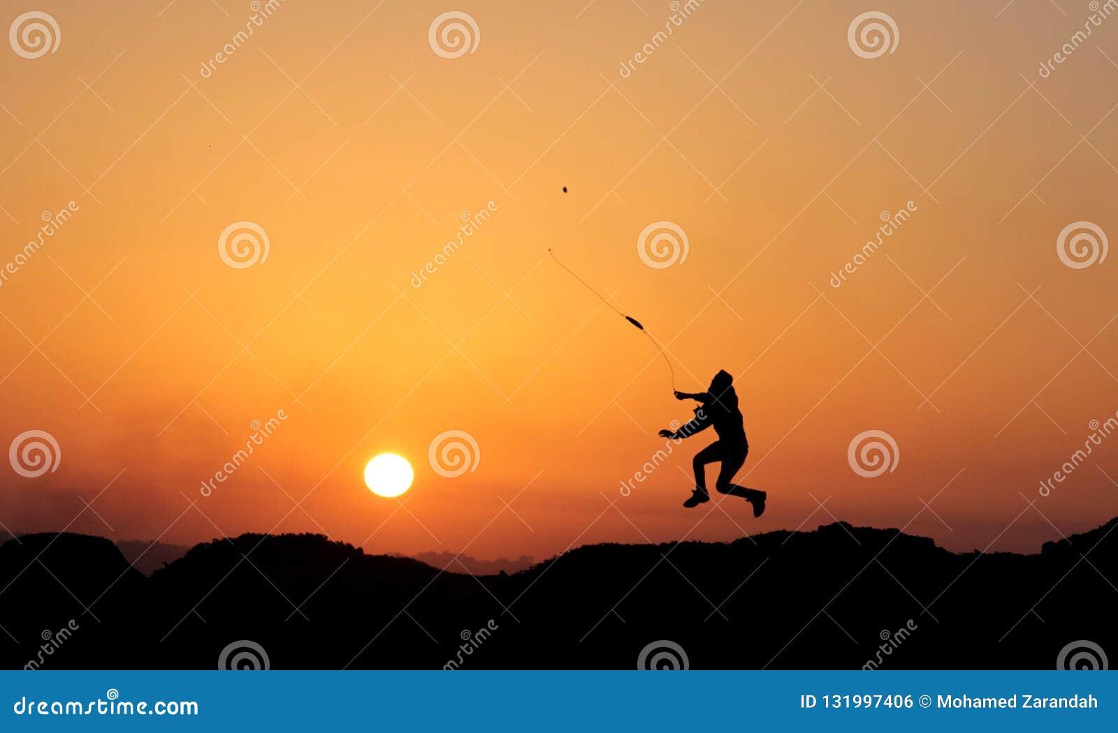 Столкновения во время захода солнца