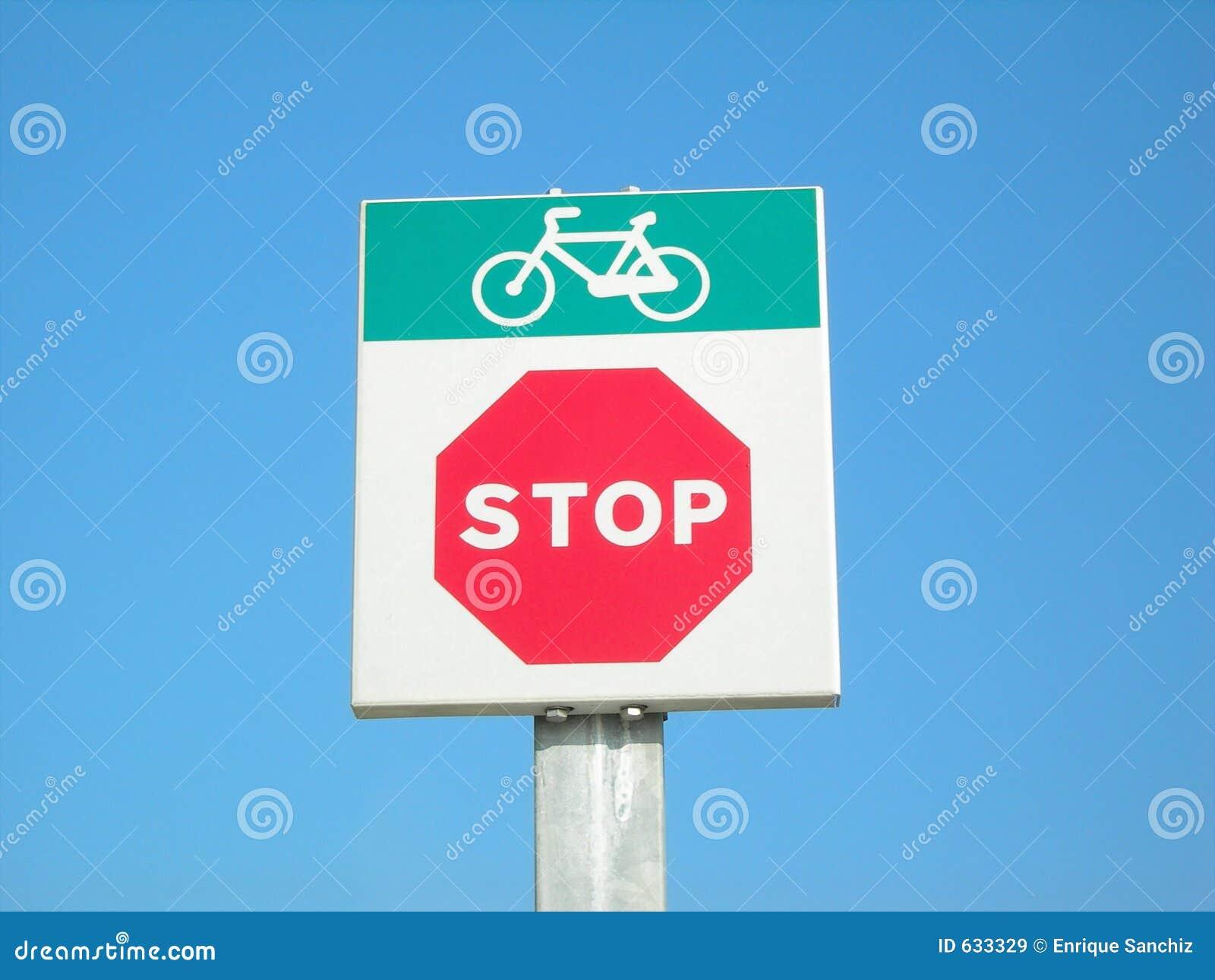 Download стоп велосипеда стоковое изображение. изображение насчитывающей майна - 633329