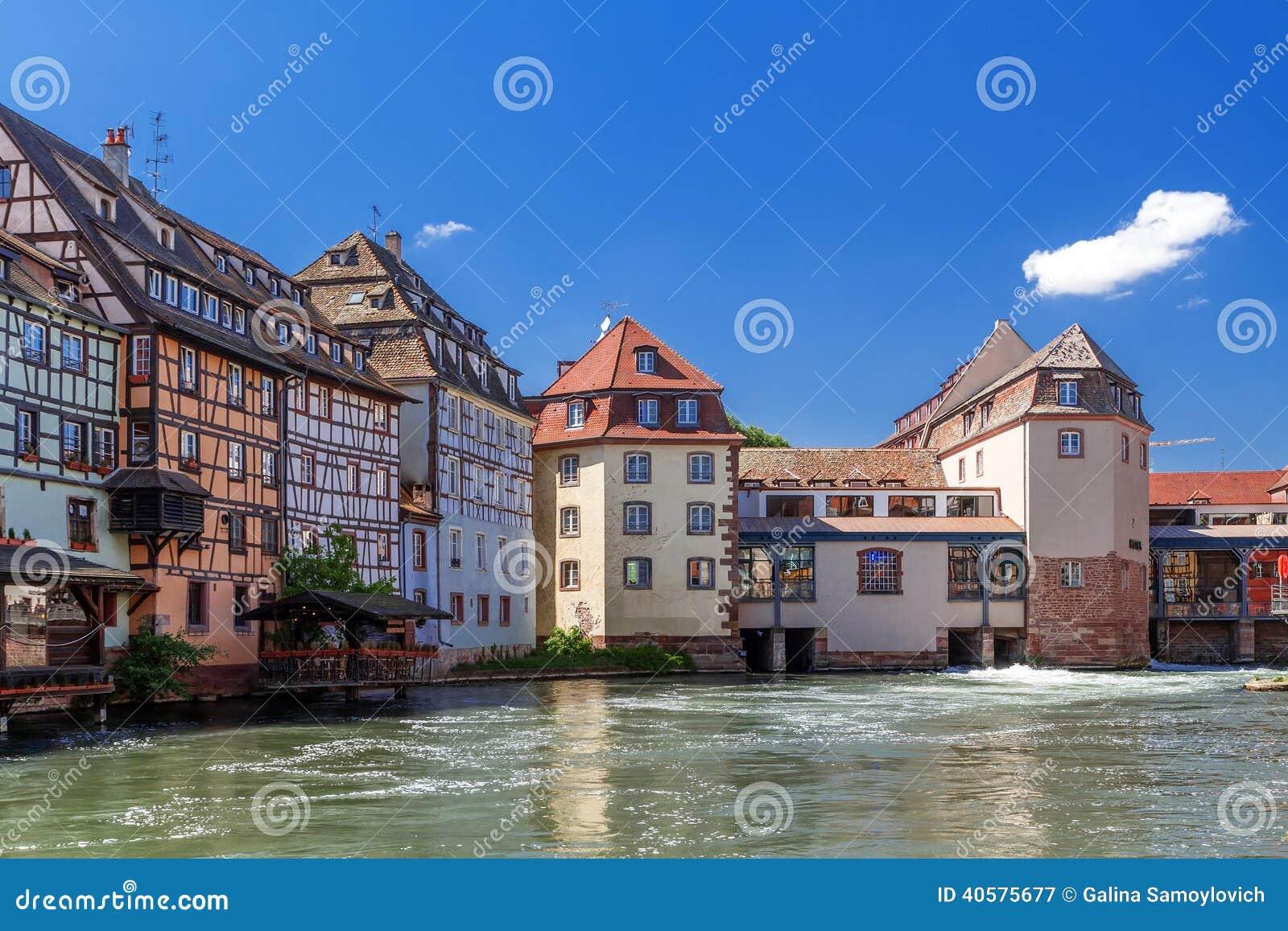 страсбург Район меньшая Франция