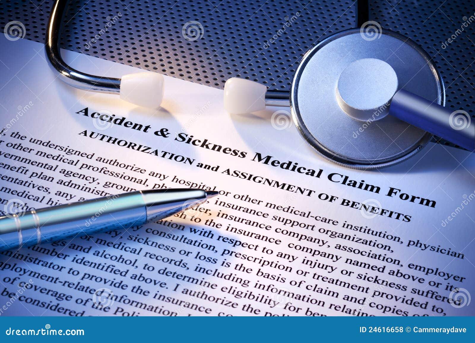 страхсбор формы заявки медицинский
