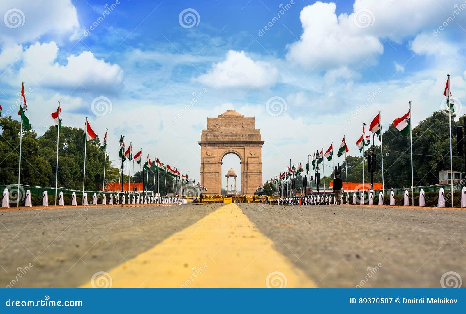 строб Индия delhi новая