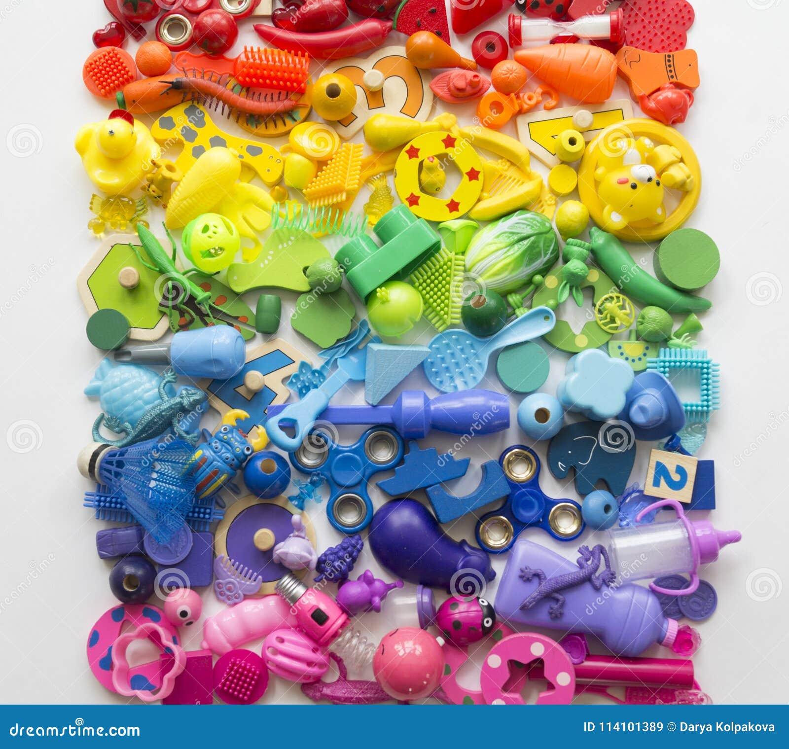 Рамки из цветов игрушки