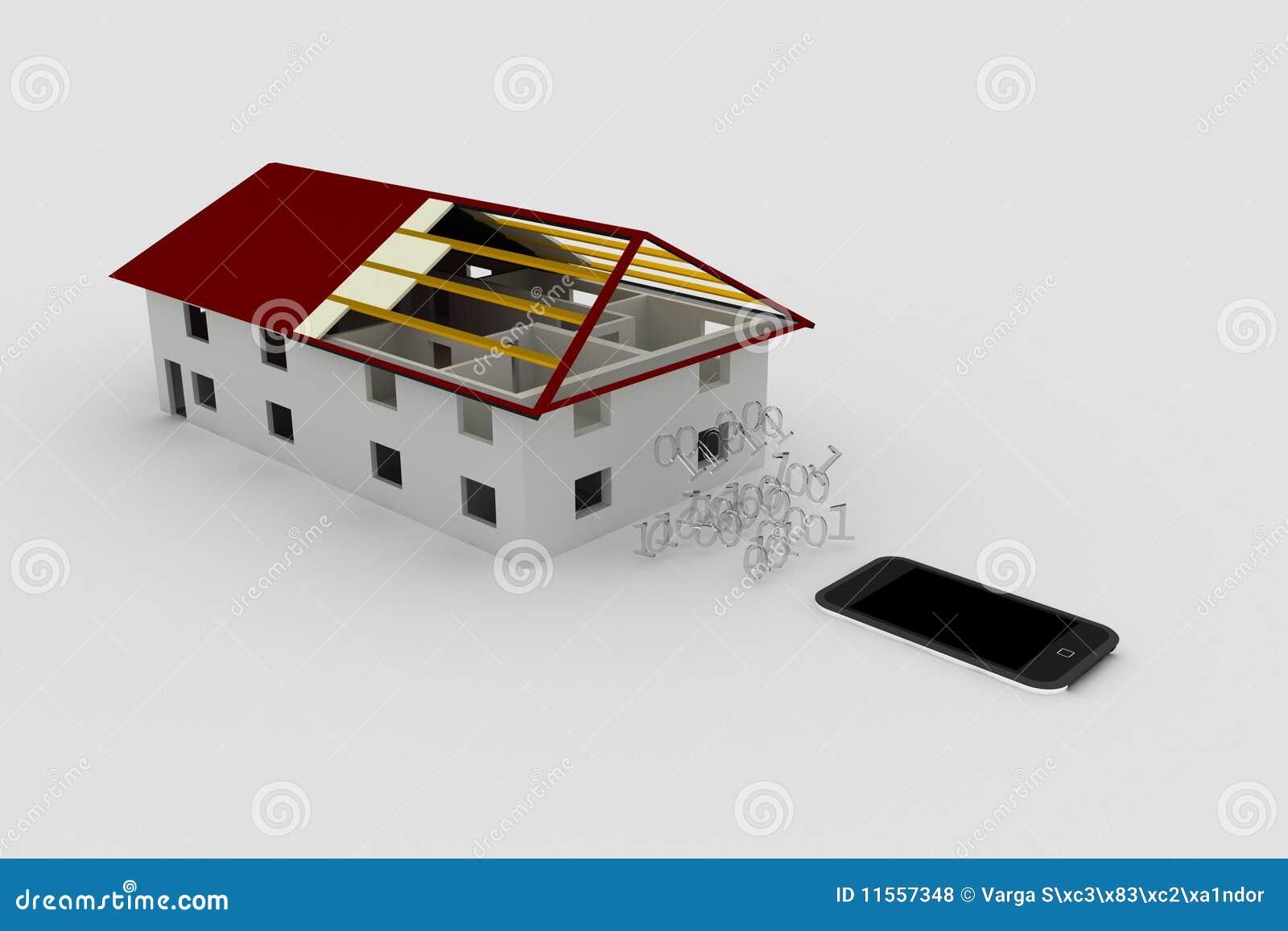 строя контролируемая цифрово дом