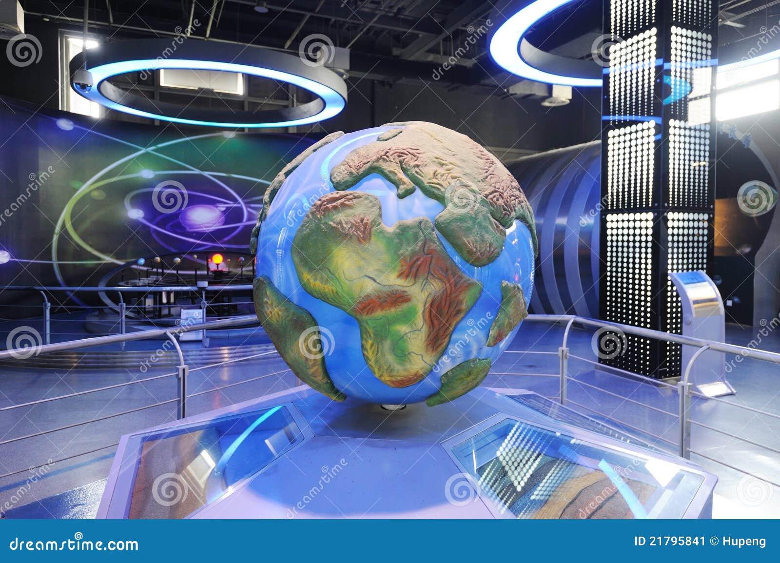 структура земли континентального смещения