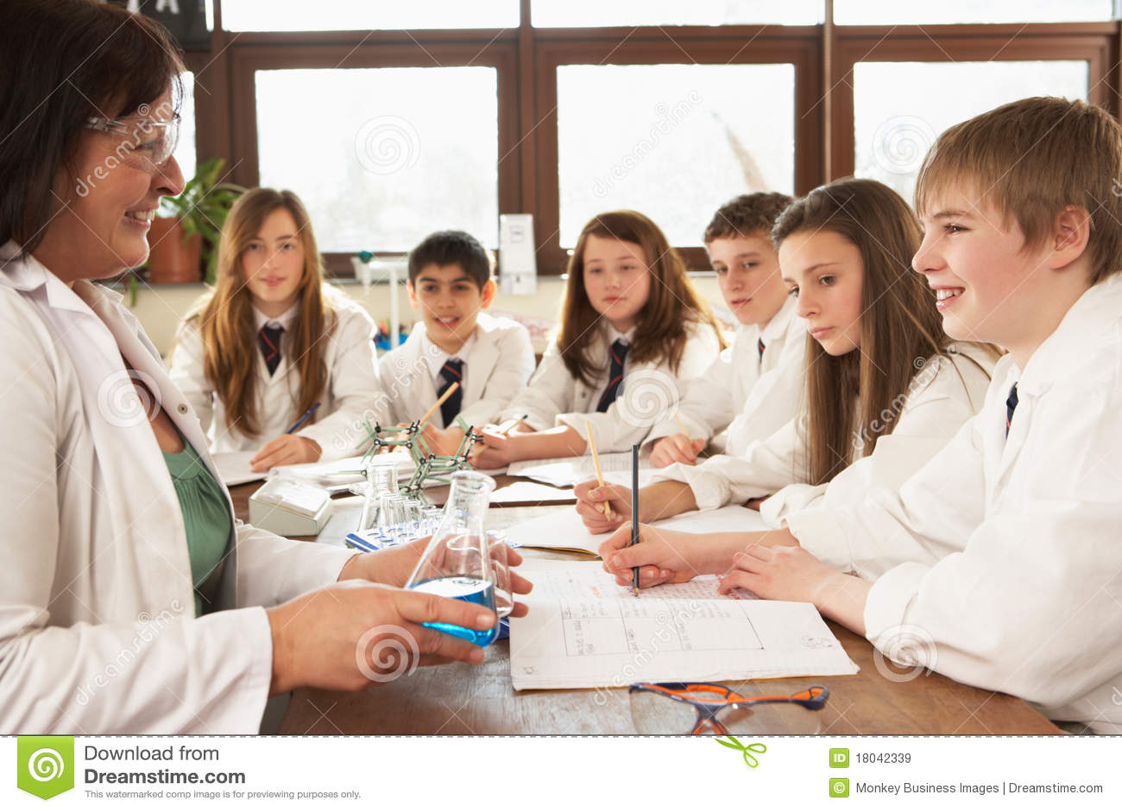студенты науки группы типа подростковые