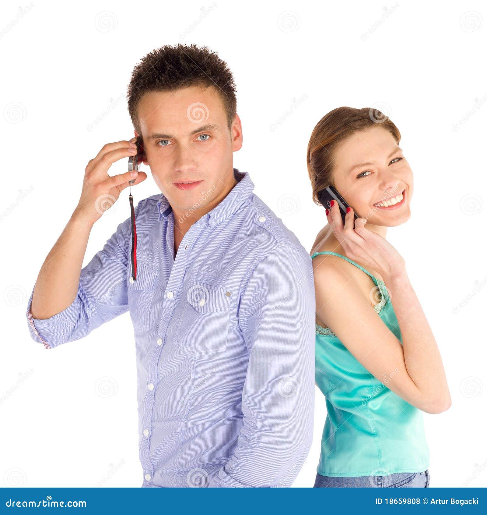 студенты телефона