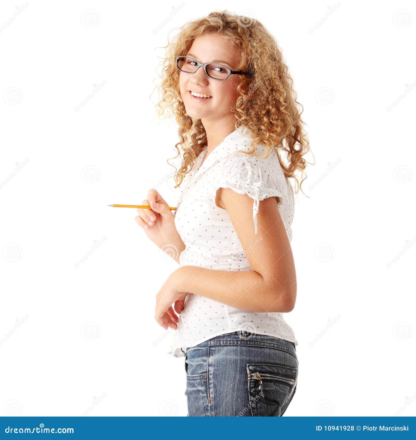 студент девушки