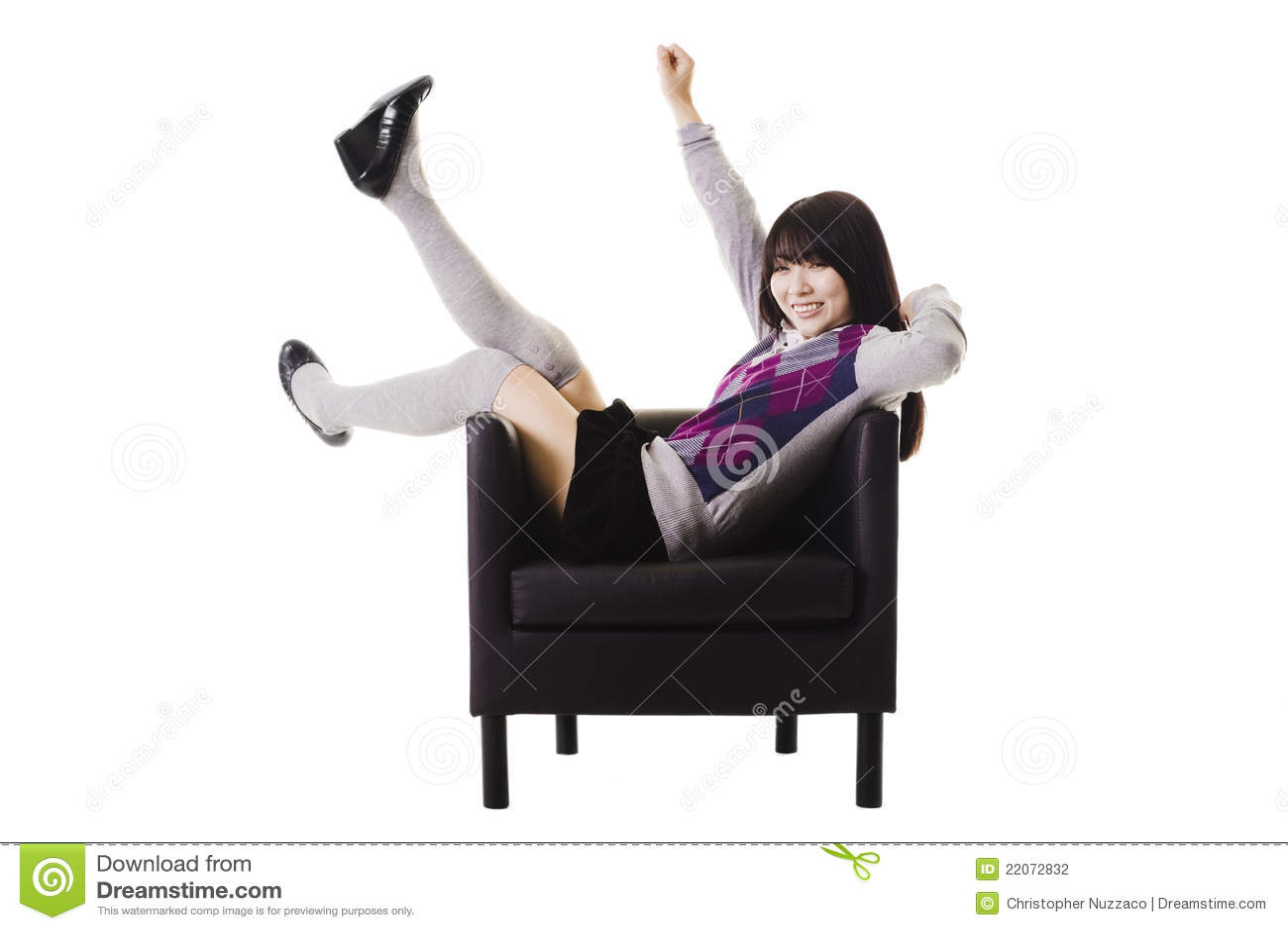студент стула китайский excited кожаный