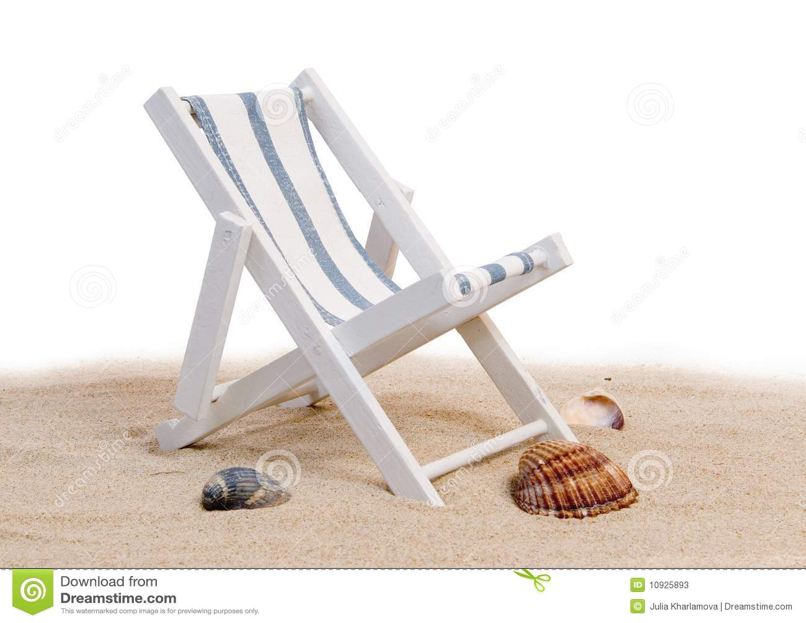 стул пляжа