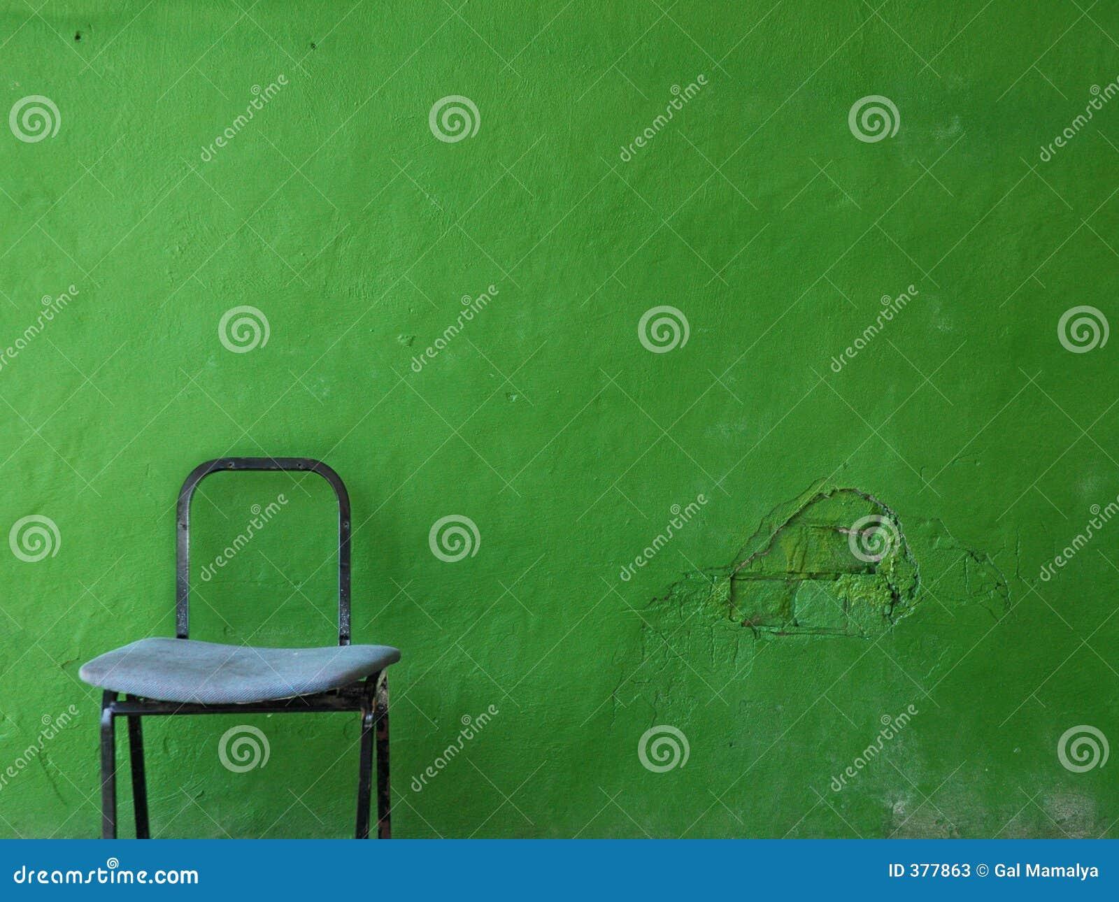 стул пустой