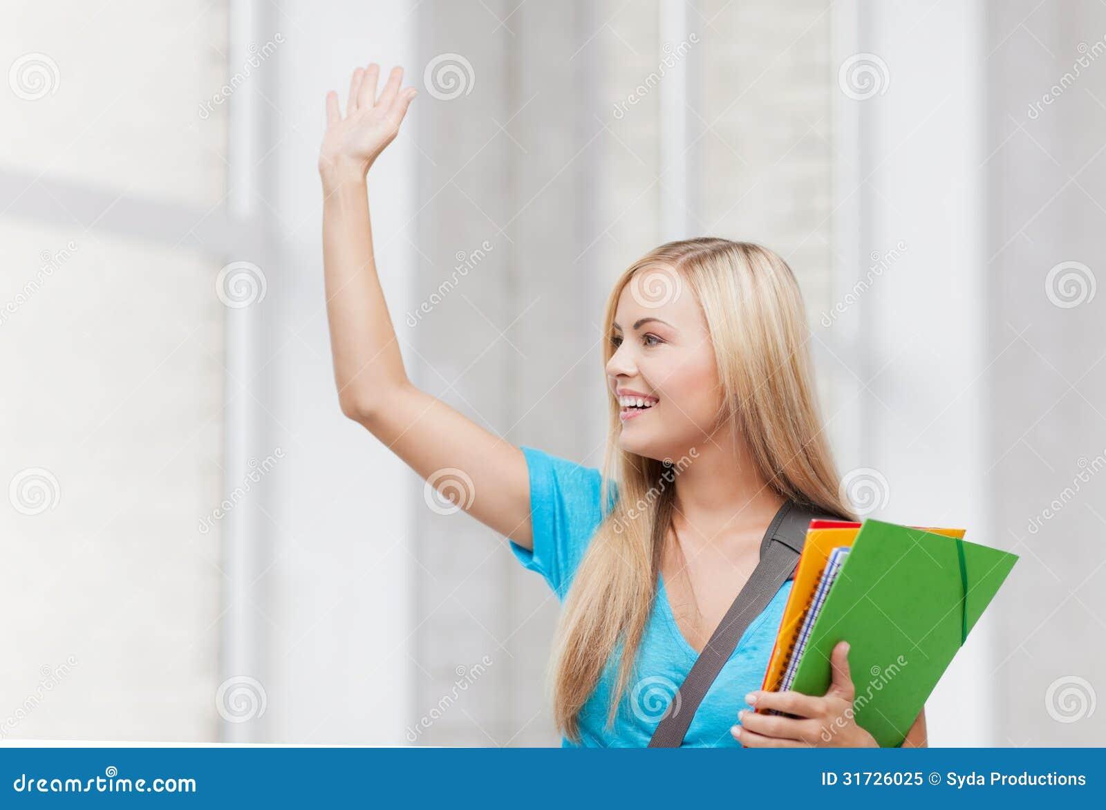 Студентку по рукам 18 фотография
