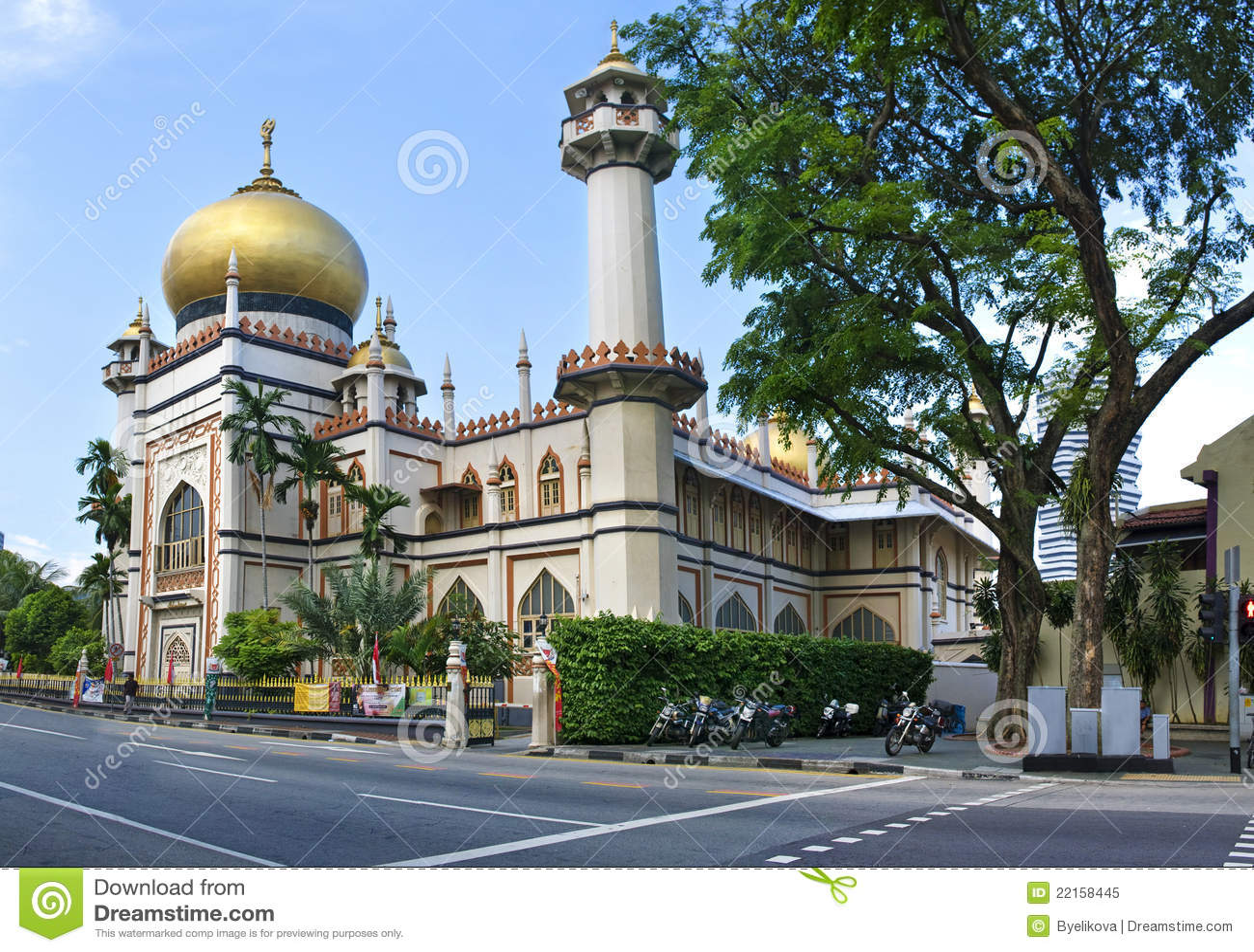 султан singapore мечети masjid