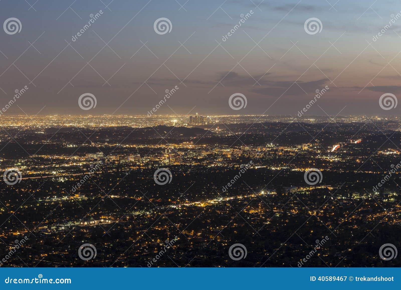 Сумрак Лос-Анджелеса