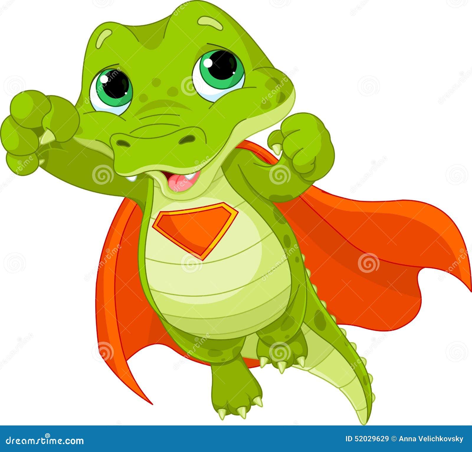 Супер аллигатор