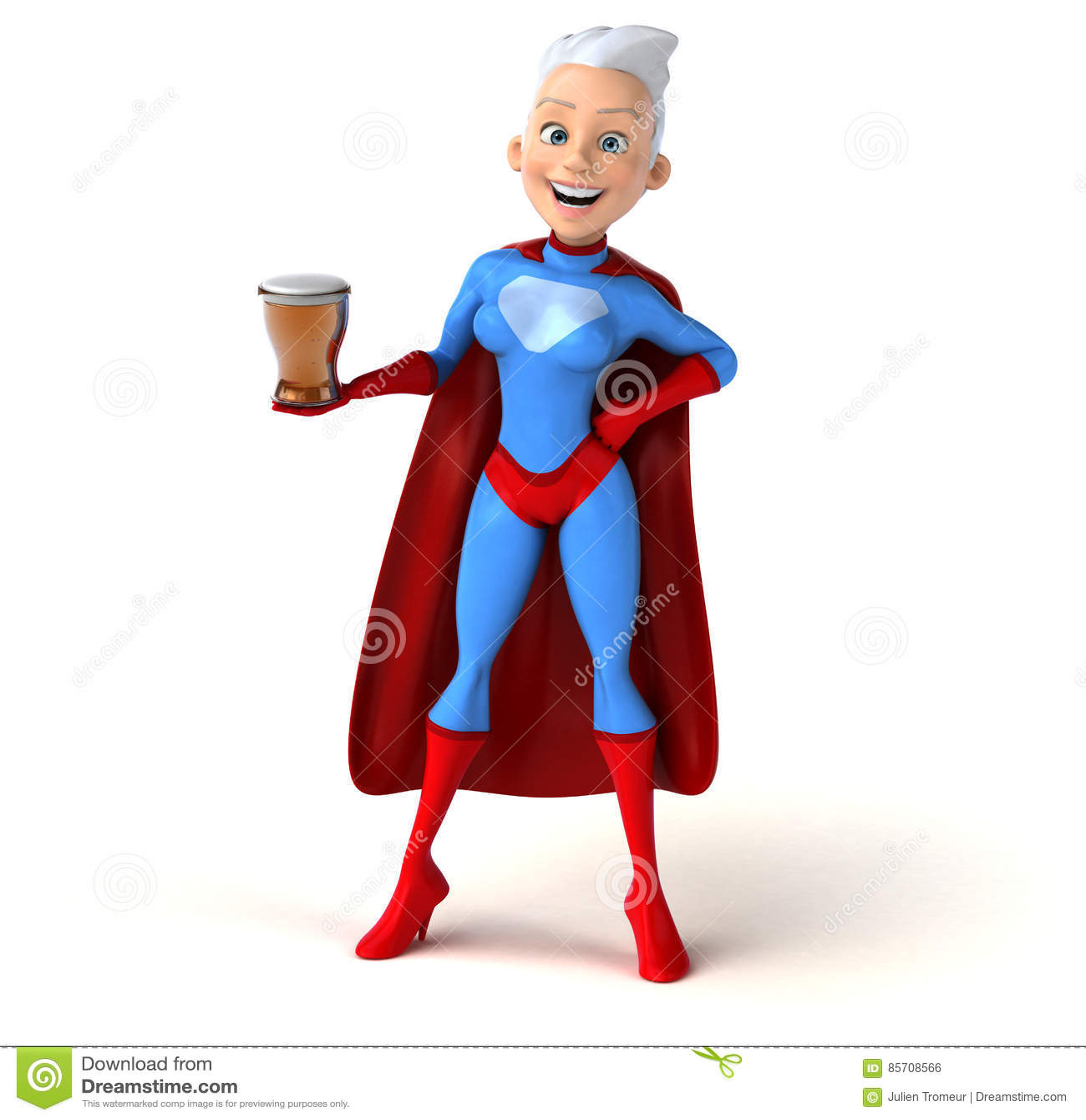 Супер женщина