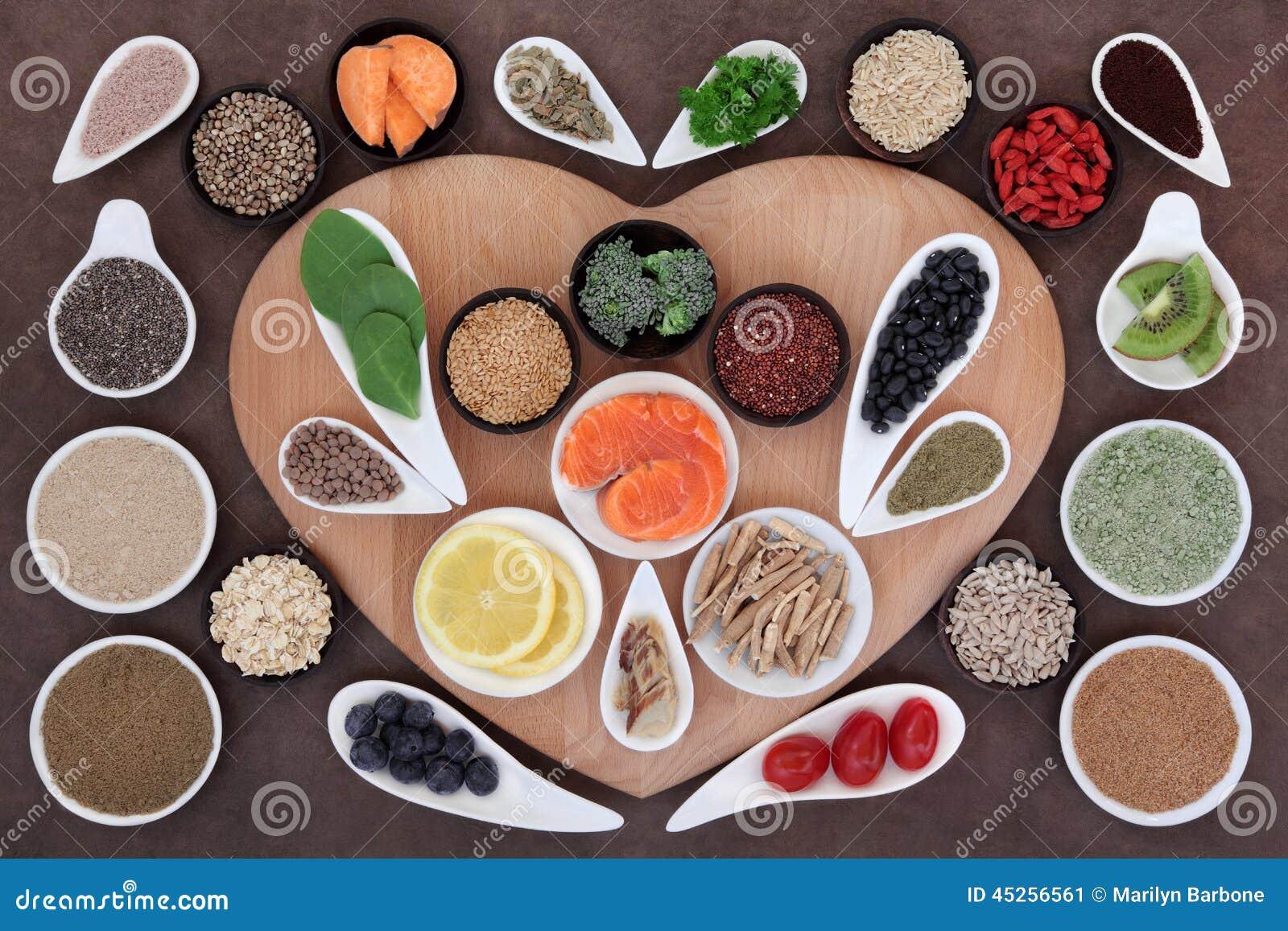 Супер здоровая еда